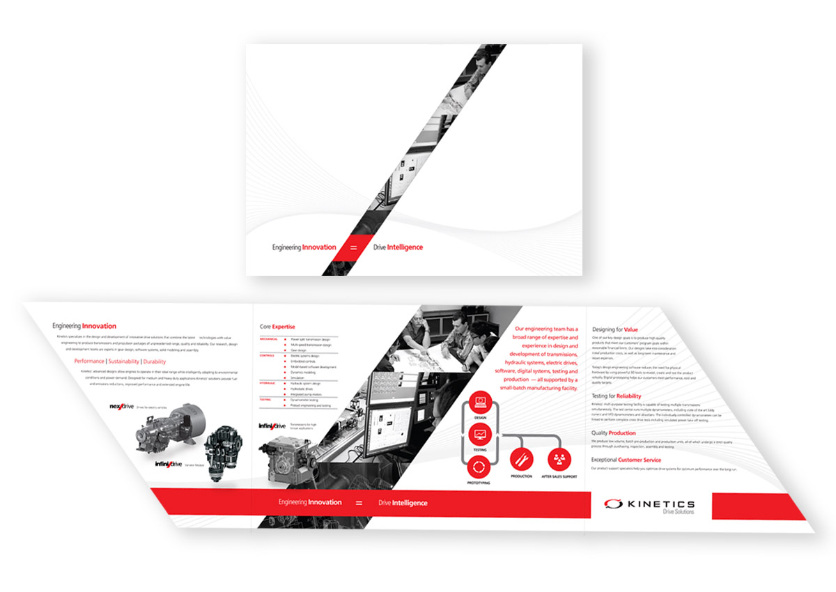 Kinetics Drive Solutions Corporate Brochure